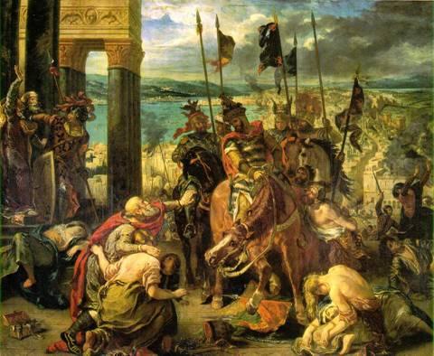 источники внешней угрозы древней руси: